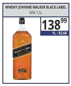 Whisky Johnnie Walker Black Label 1.5 l.