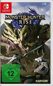 Monster Hunter : Rise Nintendo Switch (35,18 Euro)