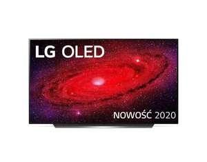 LG OLED 55CX3LA za 4099 w ratach 0%(możliwe 4099 z 3 ratami gratis lub nawet 4013 w klubie MM)