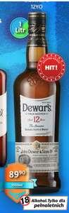 Whisky Dewar's 12YO 1000ml. Szczyrba Alkohole