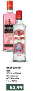 Gin Beefeater, Pink Strawberry O,7l 40% Kaufland
