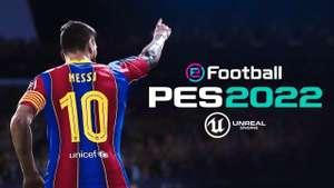 Pro Evolution Soccer / PES 2022 - otwarta beta dostępna na PS4 PS5 Xbox One / Series