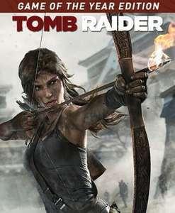 Tomb Raider GOTY Edition i więcej @ Steam