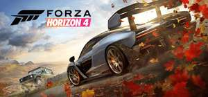 Forza Horizon 4 - steam podstawka za 107,49 zł