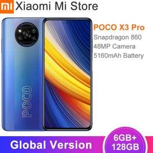Smartfon POCO X3 Pro, 6/128GB, Global, wysyłka z Czech