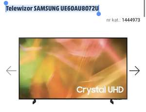 Telewizor SAMSUNG UE60AU8072U