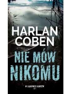 W labiryncie kłamstw - 24 kryminaly Harlana Cobena - Książka (outlet)