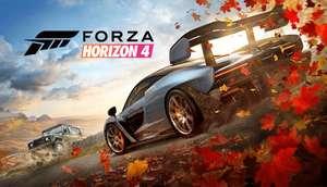 Forza Horizon 4 Steam przecena dodatków zbiorcza