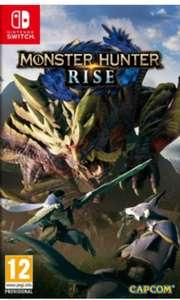 Monster Hunter: Rise na Nintendo Switch