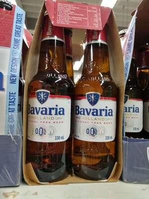 Piwo Bavaria Holland 0,0% Kaufland Warszawa Birżańska