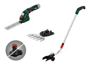 PARKSIDE Akumulatorowe nożyce do trawy i krzewów 12 V PGSA 12 A1 (bez akumulatora i ładowarki)