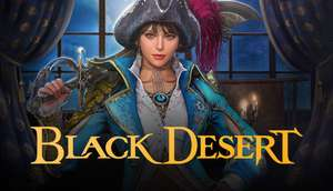 Gra Black Desert za grosze 90% taniej z 45zł na 4.50zł Steam