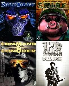 Lista gier, które były płatne, a teraz są za darmo - min. StarCraft 1 i 2, Command & Conquer Gold/Tiberian Sun/Red Alert, S.W.I.N.E i inne