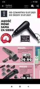 Maszynka do włosów Philips Kaufland