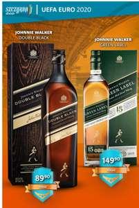 Whisky Johnnie Walker double Black (89.90)oraz inne dobre propozycję od Szczyrby