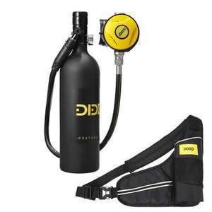 DIDEEP X4000 Pro 1L Mini zbiornik do nurkowania