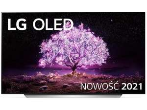 """Telewizor 55"""" LG OLED55C12LA"""