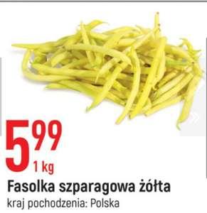 Fasolka szparagowa 1kg /Leclerc/