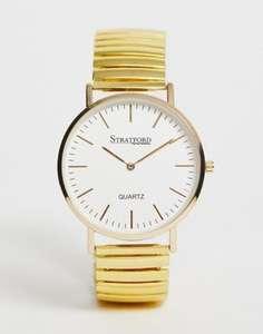 Stratford - Zegarek męski na bransolecie