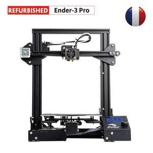 Drukarka 3D Ender 3 za 118,15$ z EU REFURBISHED