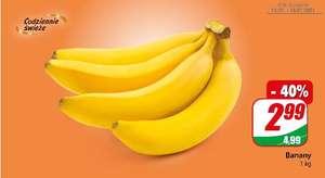 Banany kg @Dino