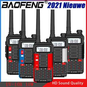 Krótkofalówka Baofeng BF UV10R 10W walkie talkie @ Banggood