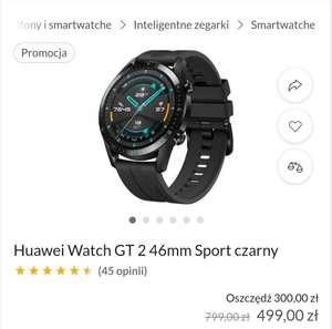 Huawei Watch GT 2 499zl X-KOM