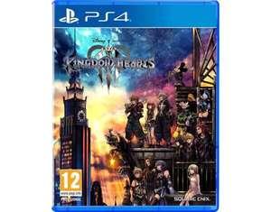 Gra PS4 Kingdom Hearts III (mediamarkt)
