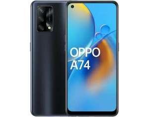 OPPO A74 (czarny) w oleole.pl