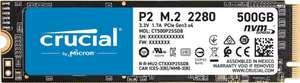 Dysk SSD Crucial P2 500 GB M.2 2280 PCI-E x4 Gen3 NVMe