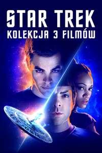 Star Trek: Kolekcja 3 Filmów - iTunes, Apple TV - 4K, Dolby Atmos, Dolby Vision/HDR