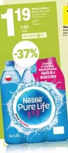 Woda Nestle Pure Life 1.5l 6 pak