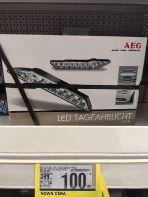 Światła LED do auta