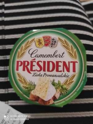 Błąd cenowy Camembert President zioła prowansalskie