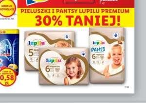 Pieluchy, pieluszki pantsy Lupilu Premium -30% od ceny regularnej