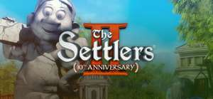 The Settlers® 2: 10th Anniversary, Settlers® 3: Ultimate Collection i The Settlers® 2: Gold Edition po 9,99 zł @ GOG