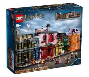 LEGO Harry Potter Ulica Pokątna 75978