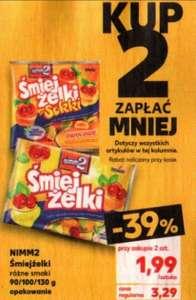 Śmiejżelki NIMM2 (cena przy zakupie dwóch sztuk) @Kaufland