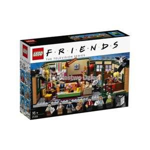 LEGO® IDEAS FRIENDS-PRZYJACIELE CENTRAL PERK 21319