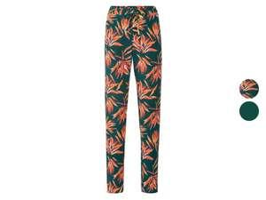 Spodnie damskie z wiskozy