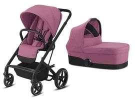 Cybex Balios S Lux - Wózek wielofunkcyjny Magnolia Pink, 2w1