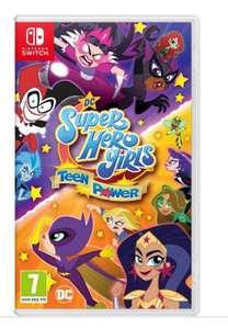 Gra DC Super Hero Girls: Teen Power na Nintendo Switch