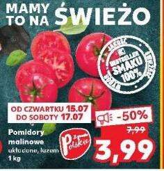 Pomidory malinowe kg @Kaufland
