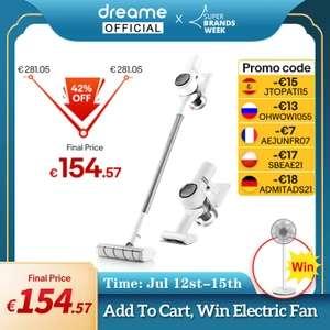Dreame V10 Przenośny odkurzacz cyklonowy $194.02
