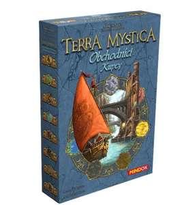 Terra Mystica: Kupcy - gra planszowa (dodatek)