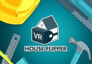 HouseFlipper VR w Oculus Quest Daily Deal $10,99