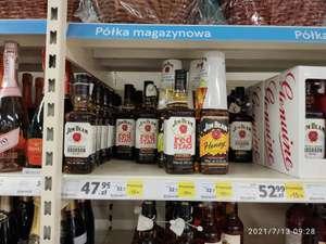 Bourbon Jim Beam Red Stag 0,7 l 40 % w Tesco