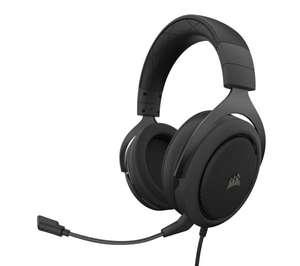 Słuchawki Corsair HS50 Pro Stereo Carbon CA-9011215-EU