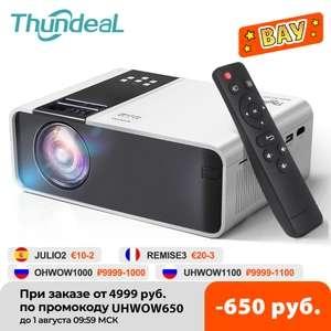 ThundeaL HD Mini projektor TD90 HD za 79,9$ z Polski