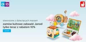 Zabawki Janod z rabatem 10% w @al.to